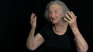 Thea Musgrave for her 90th Birthday